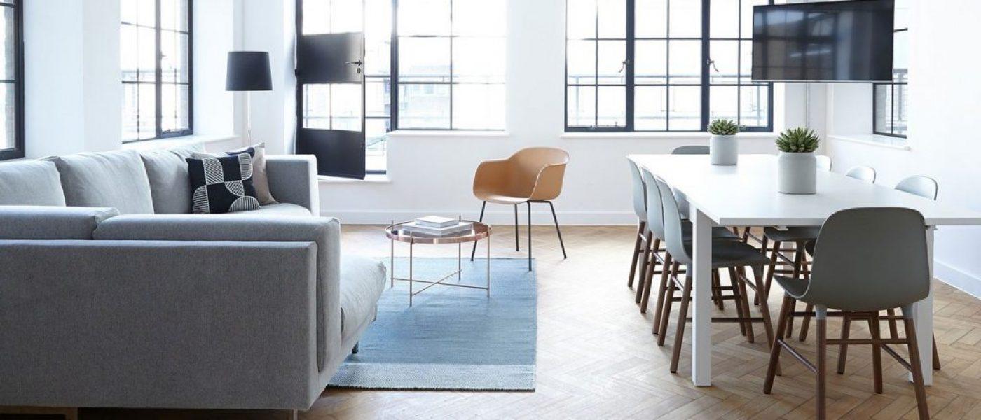 Apartment interior layout