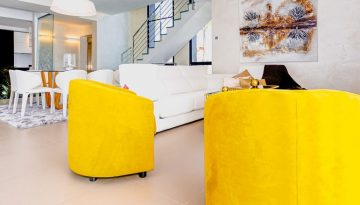 Hamptons style furniture for living room