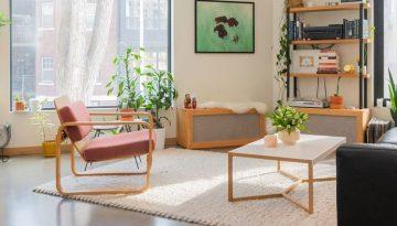 Retro furniture design